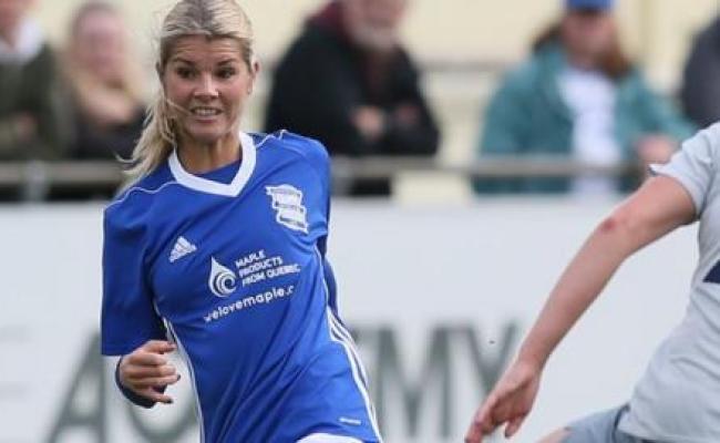 Andrine Hegerberg Birmingham City Ladies Midfielder Joins
