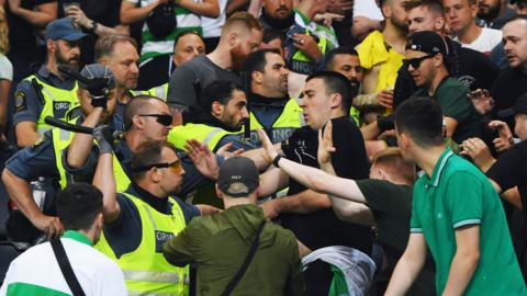 celtic football bbc sport