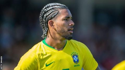 Douglas Luiz has spent two years on loan at Girona from Manchester City