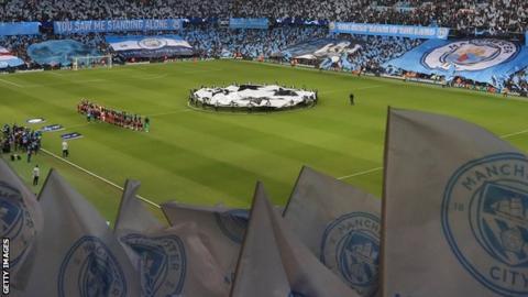 sport Manchester City - Etihad Stadium