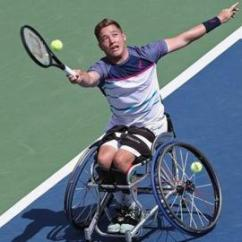 Wheelchair Quad Chairs For Party Us Open 2017 Alfie Hewett And Gordon Reid Win Doubles Lapthorne Aiming Two Titles