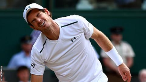Image result for andy murray wimbledon 2017
