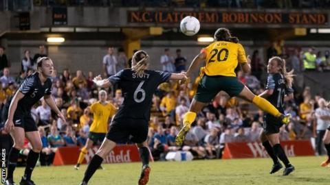 sport Australia captain Sam Kerr