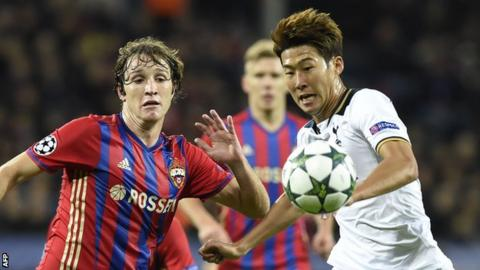 Image result for tottenham moscow