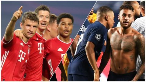 sport Bayern v PSG