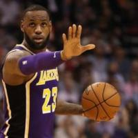 NBA: LeBron James claims first Los Angeles Lakers victory