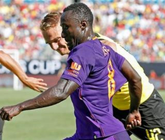 Naby Keita In Action