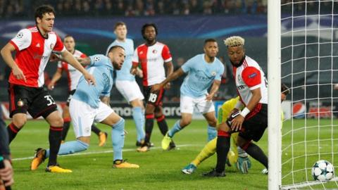 Image result for feyenoord 0-4 city