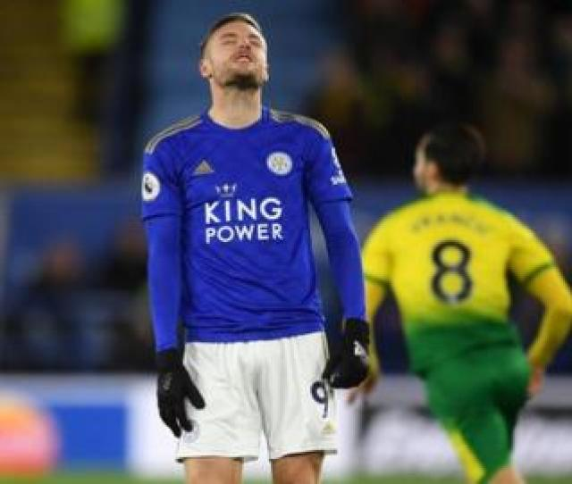 Leicester   Norwich Foxes Fall Further Behind Liverpool With