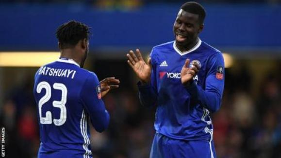 Kurt Zouma: Chelsea defender joins Stoke on season-long loan