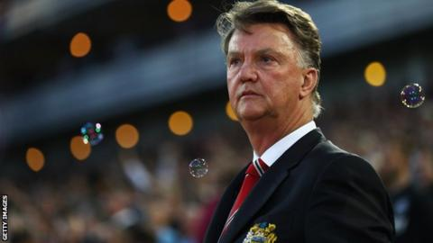 Van Gaal's side can finish fourth but need Man City to lose this weekend