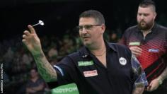 Gary Anderson Michael Smith