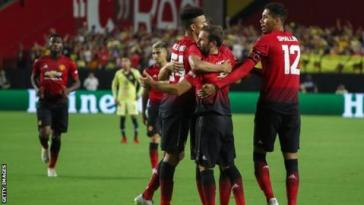Image result for Juan Mata goal earns friendly draw for Manchester United