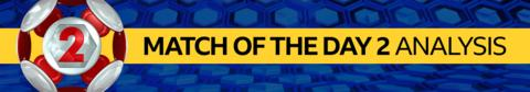 Match of the Day 2 analysis