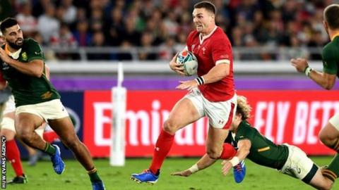 sport George North