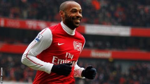 thierry henry to end