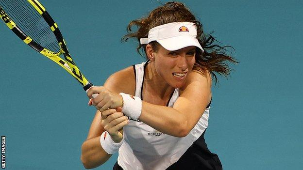 Konta starts clay swing with Madrid win   Latest News Live   Find the all top headlines, breaking news for free online April 29, 2021