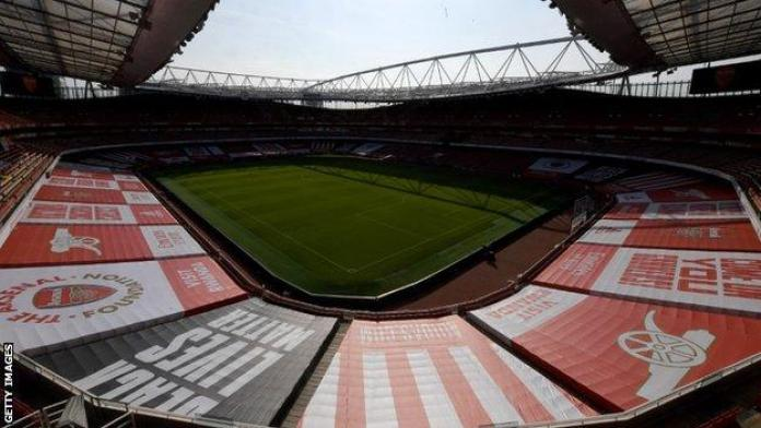 The Emirates Stadium A bank agreed to loan Arsenal £260m to build the Emirates Stadium but inserted a clause staying Wenger would have to stay for five years
