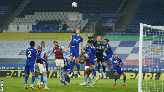 Leicester v Aston Villa
