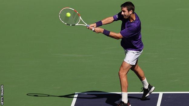 , GB's Norrie reaches Indian Wells semi-finals, The Evepost BBC News