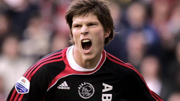 KlaasJan Huntelaar Dutch striker rejoins Ajax on oneyear deal  BBC Sport