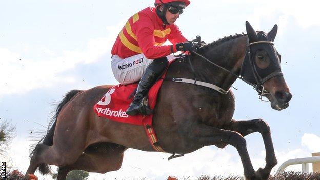 Patrick Mullins secured another Punchestown Festival win for his trainer father Willie Mullins as he rode Klassical Dream to victory in the Stayers Hurdle