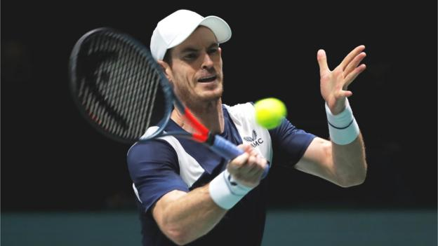 Andy Murray comeback delayed by pelvic damage setback
