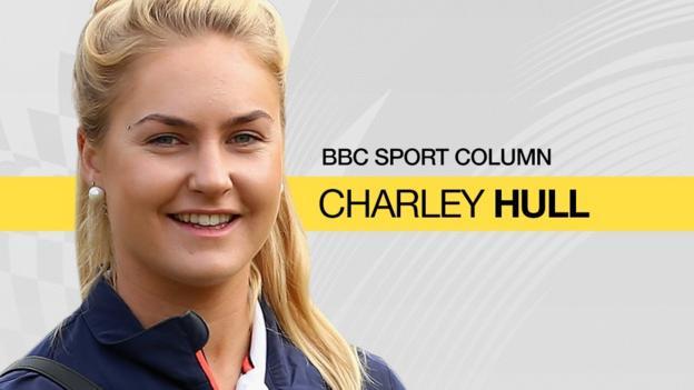 Charley Hulls golf column Rain the Solheim Cup  periperi chicken  BBC Sport