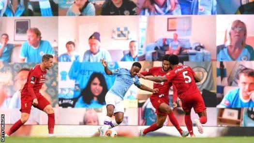Raheem Sterling wins a penalty
