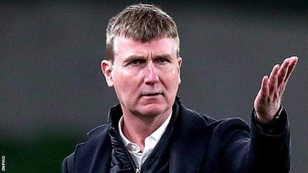 Stephen Kenny sees it all go disastrously wrong in Saturday's game