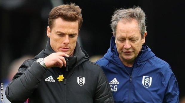 Scott Parker and Stuart Gray