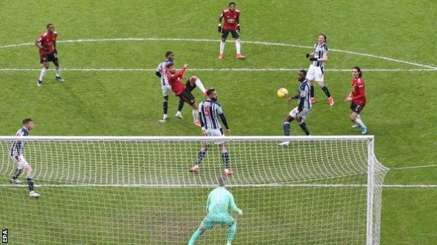 Bruno Fernandes goal