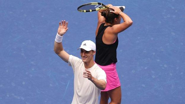 Krawczyk and Salisbury add the US Open to their French Open title