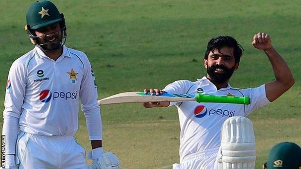 Pakistan's Fawad Alam