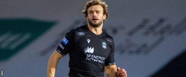 Glasgow Warriors forward Richie Gray
