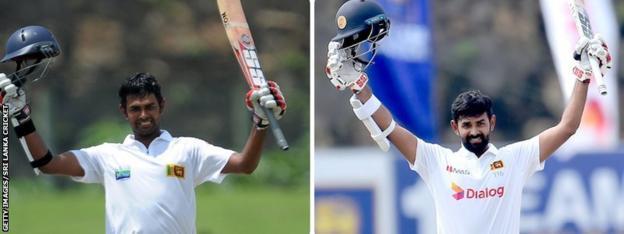 Lahiru Thirimanne in 2013 and 2021