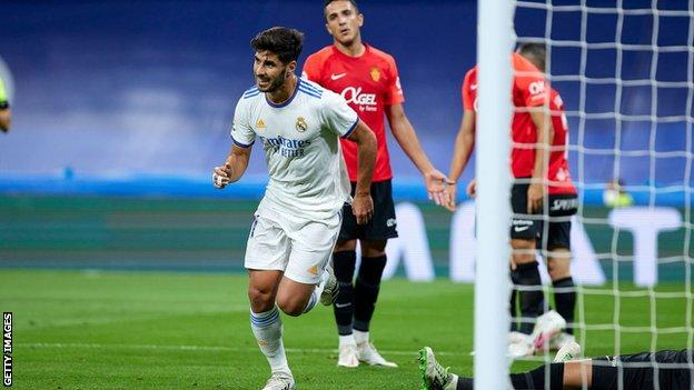 , Hat-trick for Asensio as Real score six to reclaim top spot, The Evepost BBC News