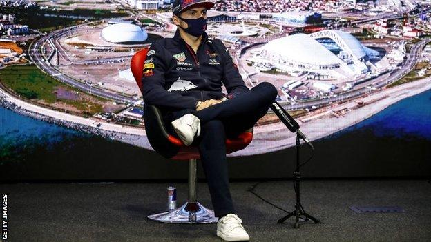 , 'I am very relaxed' – Verstappen rejects Hamilton's claim over title pressure, The Evepost BBC News