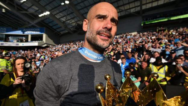 Manchester City retain Premier League: 'This is my toughest title,' says Pep Guardiola 1