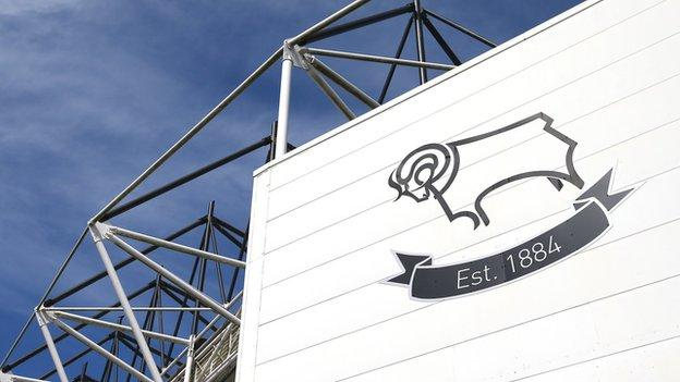 , Derby County officially enter administration and are deducted 12 points, The Evepost BBC News
