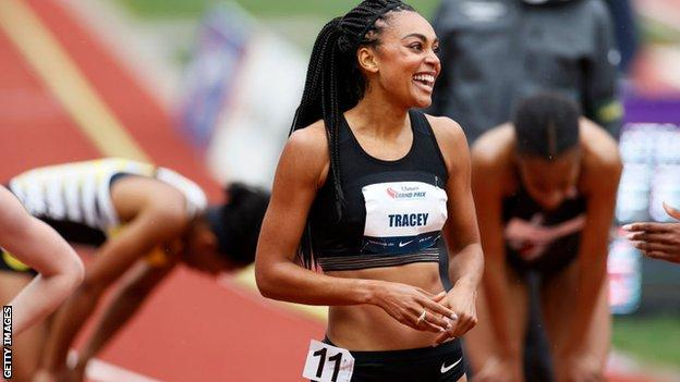 Britain's Tracey and Muir win in Oregon