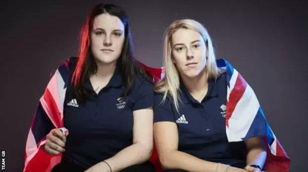 Molly and Katie Summerhayes