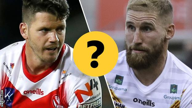 Lachlan Coote and Sam Tomkins