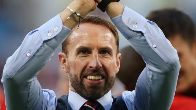 Gareth Southgate: England boss shortlisted for Best Fifa Men's Coach