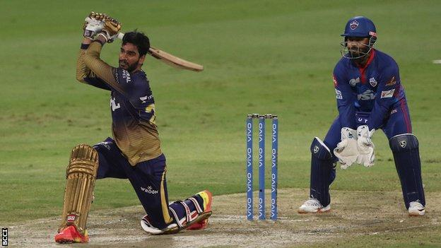 , Kolkata reach IPL final as they overcome collapse to edge Delhi in thriller, The Evepost BBC News