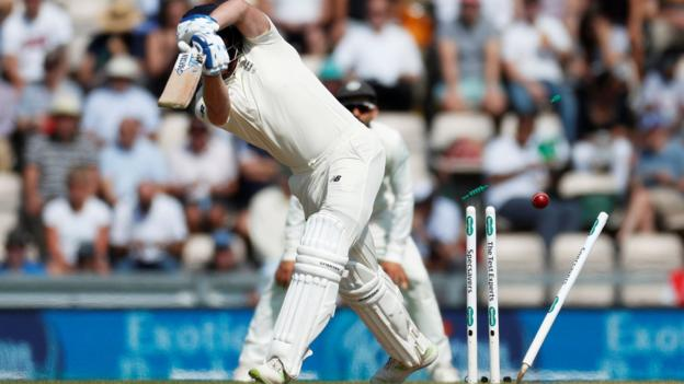 England v India: Jonny Bairstow sulking over not keeping wicket