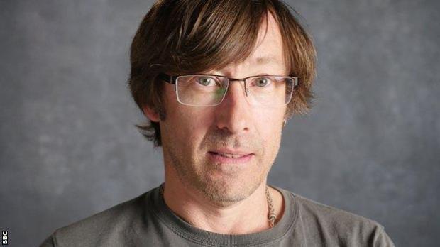 Ian Ackley, headshot