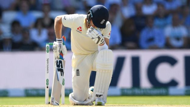 Ashes 2019: England 67 all out as Australia close in on Ashes 1