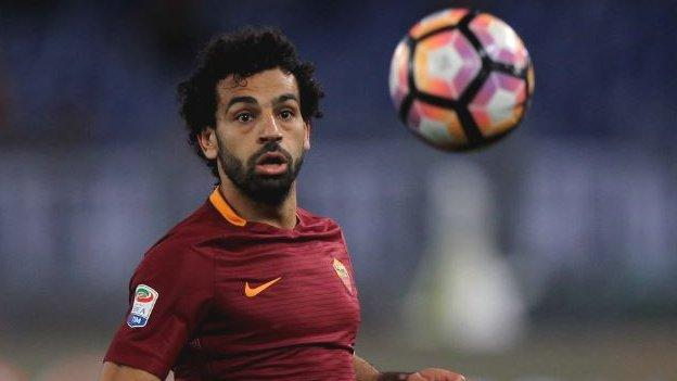 Mohamed Salah Liverpools expensive risk shows Roma what they could have had  BBC Sport
