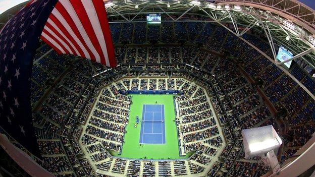 US Open to have full stadiums